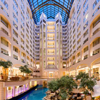 Grand Hyatt Washington - Atrium