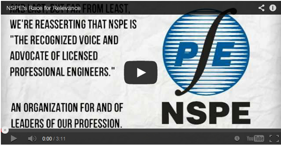 NSPE's Race for Relevance