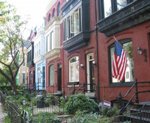 Capitol Hill Rowhouses  Photo by: Destination DC