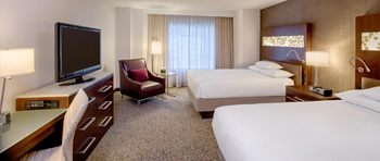 Double Guest Room Grand Hyatt Washington