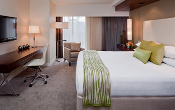 Grand Suite King, Grand Hyatt Washington