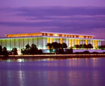 The John F. Kennedy Center for the Performing Arts  Photo by: Destination DC