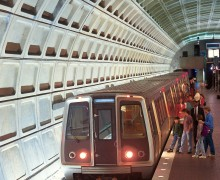 Metrorail Photo by: Destination DC