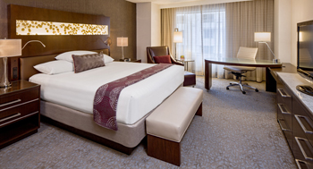 King Guestroom Grand Hyatt Washington