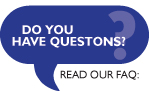 Do you have questions? Read our FAQ.