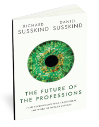book The Future of the Professions: How Technology Will Transform the Work of Human Experts