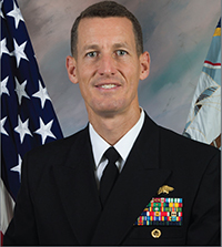 NAVY CIVIL ENGINEER CORPS CAPTAIN JEFF LENGKEEK, P.E.