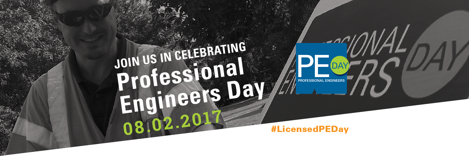 Professional engineers day national society of