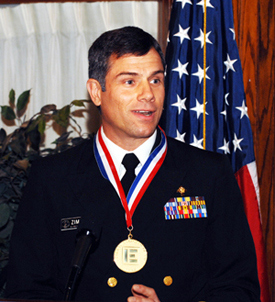 Capt. Anthony Todd Zimmer, Ph.D., P.E., C.I.H., Environmental Protection Agency, U.S. Public Health Service