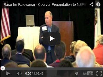 Race for Relevance - Coerver Presentation to NSPE