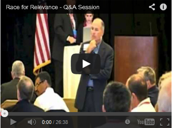 Race for Relevance - Q&A Session