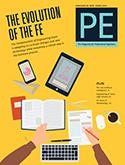 PE Magazine March 2015 Cover